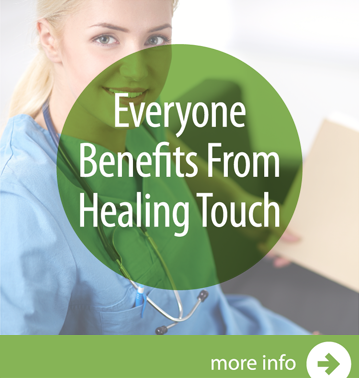 Benefits from Healing Touch - ICP
